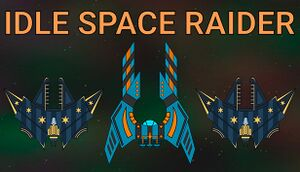 Idle Space Raider cover