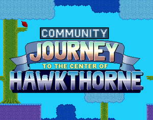 Journey to the Center of Hawkthorne cover