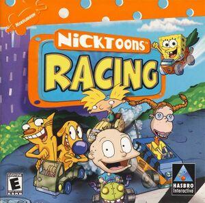 Nicktoons Racing cover