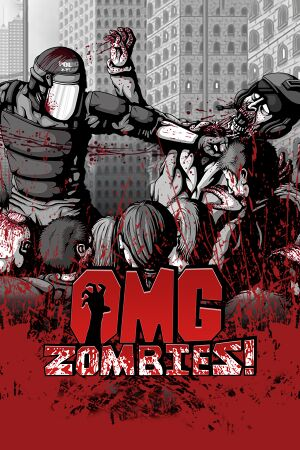OMG Zombies! cover