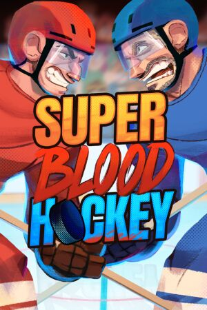 Super Blood Hockey cover