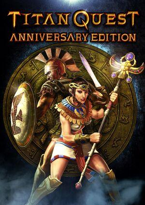 Titan Quest Anniversary Edition cover