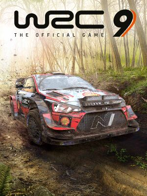 WRC 9: FIA World Rally Championship cover