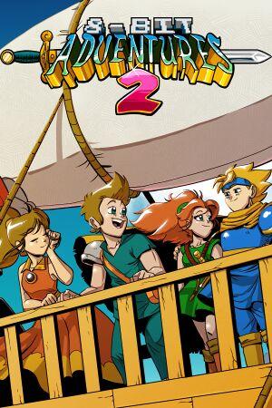 8-Bit Adventures 2 cover
