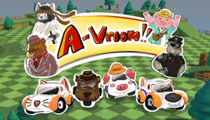 A-Vroom! cover