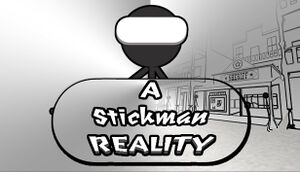 A Stickman Reality cover
