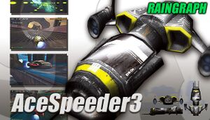 AceSpeeder3 cover