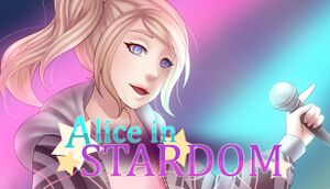Alice in Stardom cover