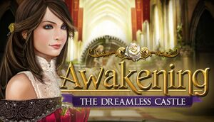 Awakening: The Dreamless Castle cover