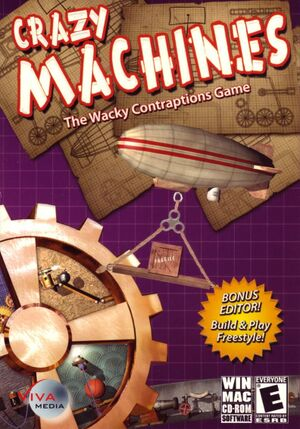 Crazy Machines cover