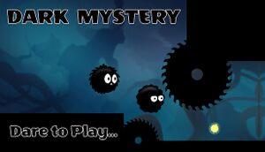 Dark Mystery cover