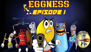 Eggness cover