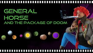 General Horse and the Package of Doom cover