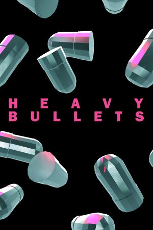 Heavy Bullets cover