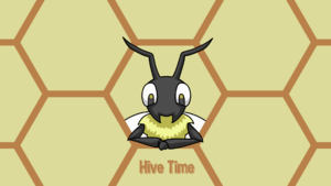 Hive Time cover