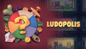 Ludopolis cover