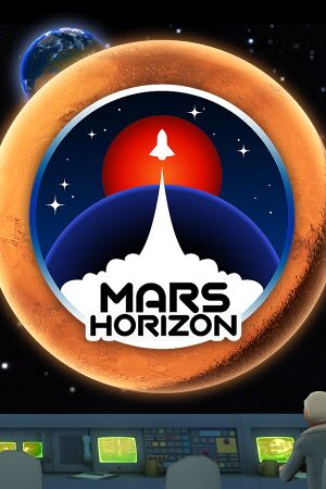 Mars Horizon cover