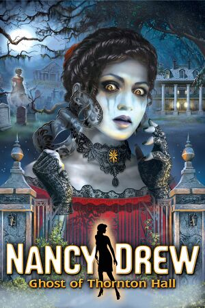 Nancy Drew: Ghost of Thornton Hall cover
