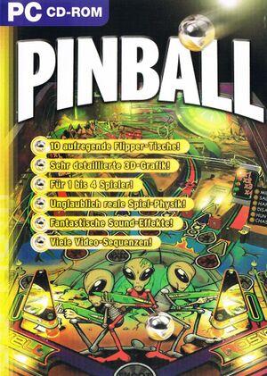 Platinum Pinball cover