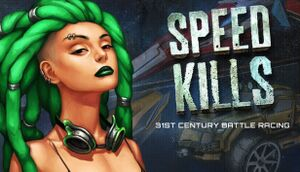 Speed Kills cover