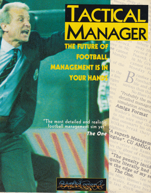 Tactical Manager cover