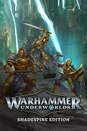 Warhammer Underworlds: Online cover