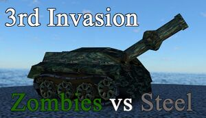 3rd Invasion - Zombies vs. Steel cover