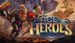 Age of Heroes: Conquest cover