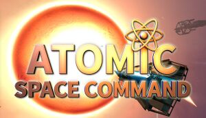 Atomic Space Command cover