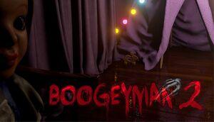 Boogeyman 2 cover