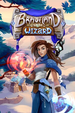 Braveland Wizard cover