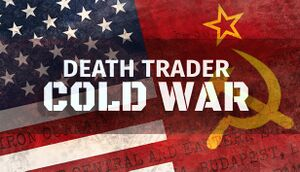 Death Trader: Cold War cover