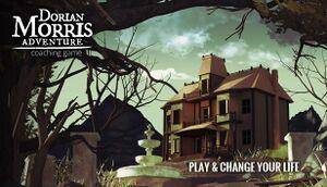Dorian Morris Adventure cover