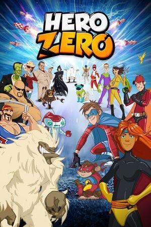 Hero Zero cover