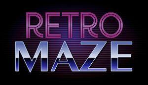 RetroMaze cover