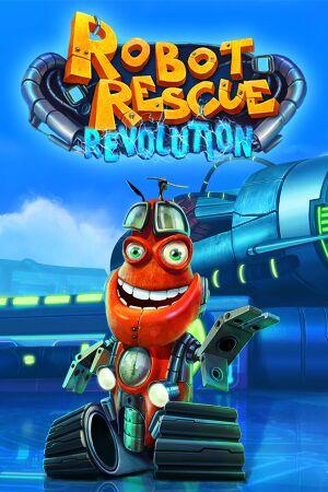 Robot Rescue Revolution cover
