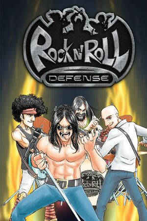 Rock 'N' Roll Defense cover
