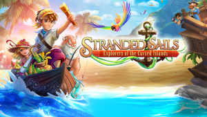 Stranded Sails -Explorers of the Cursed Islands cover
