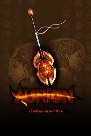 Aurion: Legacy of the Kori-Odan cover