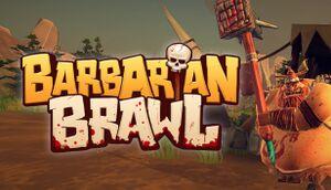 Barbarian Brawl cover