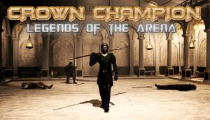 Crown Champion: Legends of the Arena cover