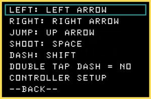 Key and controller rebinding.