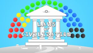 Laws of Civilization cover