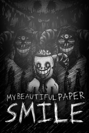 My Beautiful Paper Smile cover