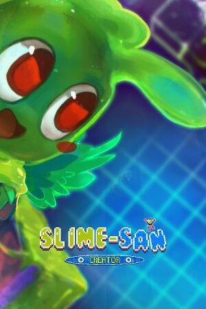 Slime-san: Creator cover