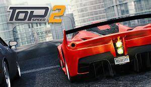 Top Speed 2: Racing Legends cover