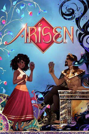 ARISEN: Chronicles of Var'Nagal cover