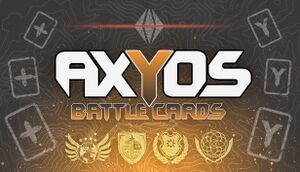 AXYOS: Battlecards cover