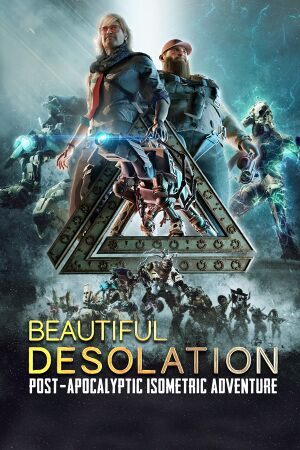 Beautiful Desolation cover