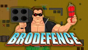 Brodefence cover